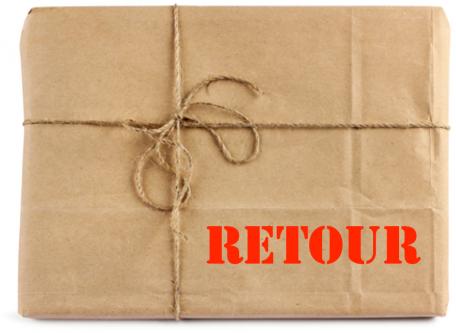 Retour package